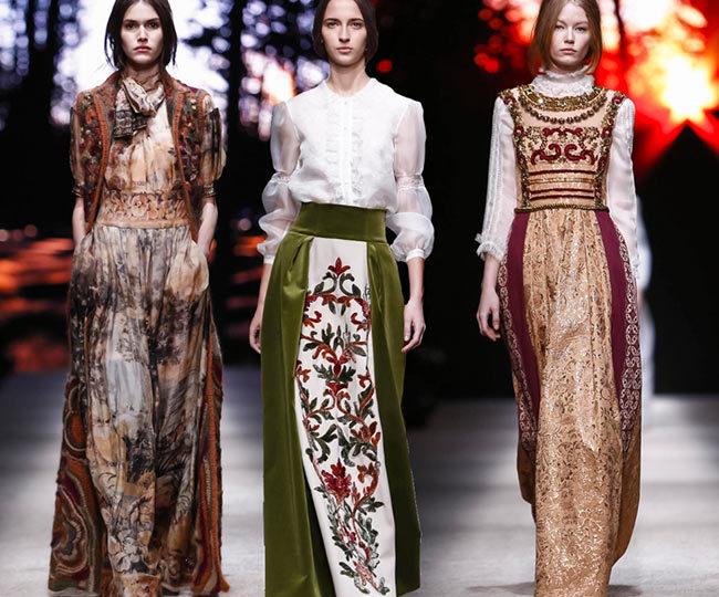Fashion Forecast: Fall/Winter 2020 Embroidery