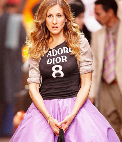 Date Night: Carrie Bradshaw Style
